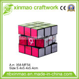 6.4cm Puzzle Cube with Full Color Logo for Promo Items.