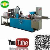 Multicolor Folded Serviette Tissue Napkin Machine