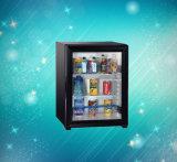 Absorption System Mobile Home Fridge Freezer Counter Top Glass Door