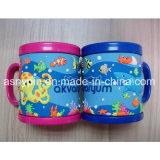 Turkey Istanbul Souvenir Soft PVC Mug Cups (ASK-MG-01)