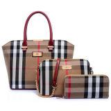 Fashion Designer Checks Shoulder Handbags for Ladies