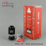 Rebuildable Atomizer Black Stainless Steel Limitless Tank Ijoy New Tank