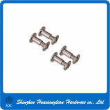 Slotted Round Head Double Side Rivet for Handbags