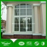 Aluminum Casement Window with Grid