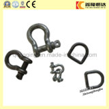 Carbon Steel Material Galvanized Trawling Shackle