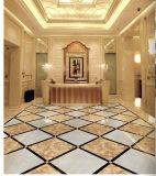 600X600 800X800 Glazed Polished Porcelain Marble Floor Tiles (AIM6A18)