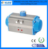 Double Acting Pneumatic Ball Valve Actuator Klat-63D