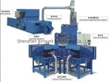 Automatic Pillow/Cushion/Backrest Production Line (with weighing)