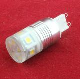 220V-240V 2W 3W LED Bulb G9
