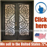 Cheap Iron Door and Used Wrought Iron Door Gates Design
