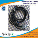 Custom Electronic USB Power Cable Crimping Male Sleeve