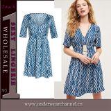 New Design Fashion Lady Casual Dress (TONY8978)