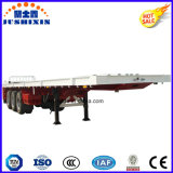 Hot Sale 3 Axles 40FT Container Flatbed Semitrailer