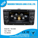 Car DVD for Skoda Yeti 2011 with GPS iPod DVR Digital TV Box Bt Radio 3G/WiFi (TID-C005)