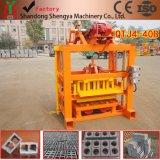 Small Concrete Paver Block Machine (QTJ4-40)