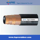 Four Wire Rubber Hydraulic Hose (DIN 4SP)