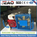 30MPa High Pressure Air Compressor for Scuba Diving, 5.5HP Petrol Engine