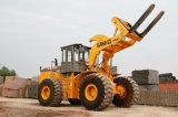 Diesel Forklift Wheel Loader Parts for Sale Block Handler Arrangement