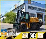 Container Forklift 4X4 Drive All Wheel Drive Forklift