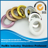 Multi Color High Quality Curtain Ring, Window Decorative Plastic Curtain Eyelet Rings