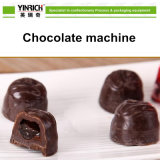 Chocolate Machine Automatic Double Shots Chocolate Moulding Plant Chocolate Maker (QJ175)