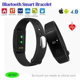 Healthy Bluetooth Smart Wristband with Heart Rate Monitor (ID107)