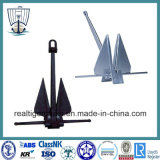 Marine Hardware Fluke Stock Type Danforth Anchor