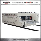 Automatic Corrugated Cardboard Flexo Printing, Slotting & Die-Cutting Machine