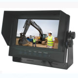 7 Inch IP69K Waterproof Monitor, Digital Monitor for Boat or Car (JY-M7502)