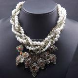 Fashion Big Charm Pendant Necklace (XJW13160)
