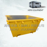 2m Outdoor Stackable Galvanizing Recycling Skip Bins