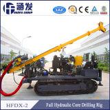 Hfdx-2 Wire Line Hydraulic Diamond Core Drilling Rig