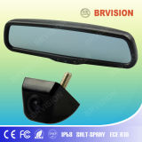 Rear View Mirror Monitor Vision System with Mini Car Camera