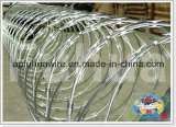 Galvanized Razor Wire Mesh Fence (CBT-65)