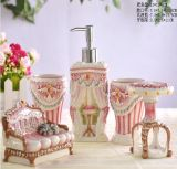 Porcelain Bathroom Set (D3200A1-B1-C1-D1)