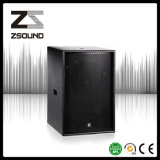 Single 15inch Audio Subwoofer Speaker Equipment