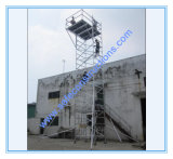 Safe Ce Approved Aluminum Scaffolding for Decoration