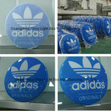 Adidas LED Illuminated Aluminium Frame