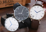 Promotional Japan Movement Men′s Business Watch with Leather Band