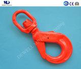 G80 Us Type Swivel Self-Locking Hook