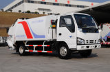 Small New Garbage Compactor Truck