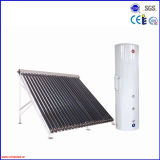 Split Active Heat Pipe Solar Water Heater System with Ce