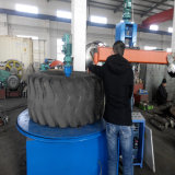 Huge Tire Recycling System/Rubber Crumb Recycling Plant/Waste Tyre Recycling Machine