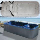 Monalisa Separate Zone Swim Jacuzzi SPA Big Hot Tub (M-3323)