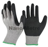 Nmsafety Cheap Wholesale Latex Coated Work Gloves