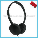Single Pin Headset Disposable Airline Earphone Headphone