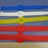 Smart Silicone Wristband with RFID