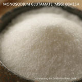 Food Additive Msg Monosodium Glutamate (60mesh) Crystal Small Pack