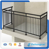 Modern Classic Wrought Iron Railing