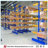 Reasonable Price Low Density Powder Coating Heavy Duty Double-Side Cantilever Rack Warehousing Storage Shelving